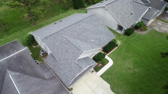 After Quality Residential Roof Replacement