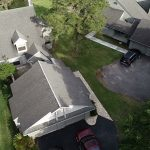 Before Residential Roofs Cleaning
