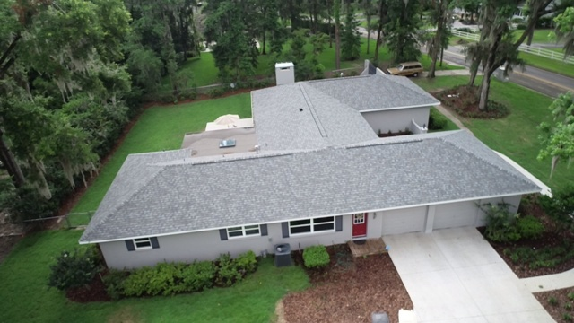 Complete Residential Roofing Project